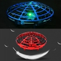 Mini UFO Drone Anti-collision Flying Helicopter Magic Hand UFO Ball Aircraft Sen 3