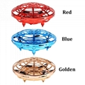 Mini UFO Drone Anti-collision Flying Helicopter Magic Hand UFO Ball Aircraft Sen 4