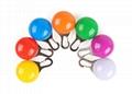 Night Safety LED Flashlight Pet Pandent