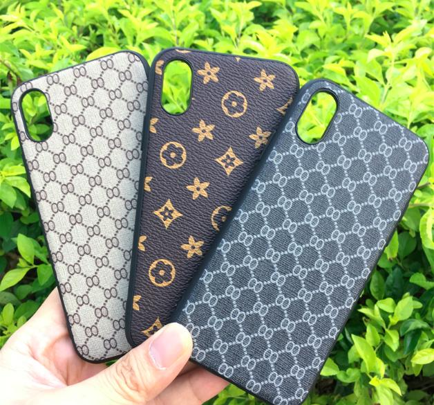 Luxury brand LV phone case  for iphone  samsung