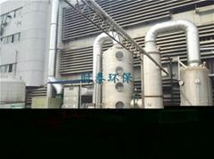 ST-SP-1600不锈钢喷淋塔除臭设备
