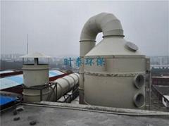 ST-SP-2500PP喷淋塔除臭设备