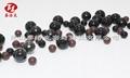 Rubber ball fluorine rubber ball butyl
