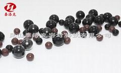 Rubber ball fluorine rubber ball butyl cyanide ball sealing ball