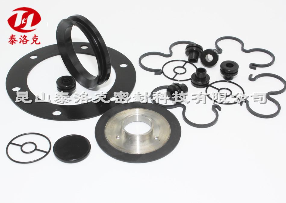 Custom rubber seals for special parts 1