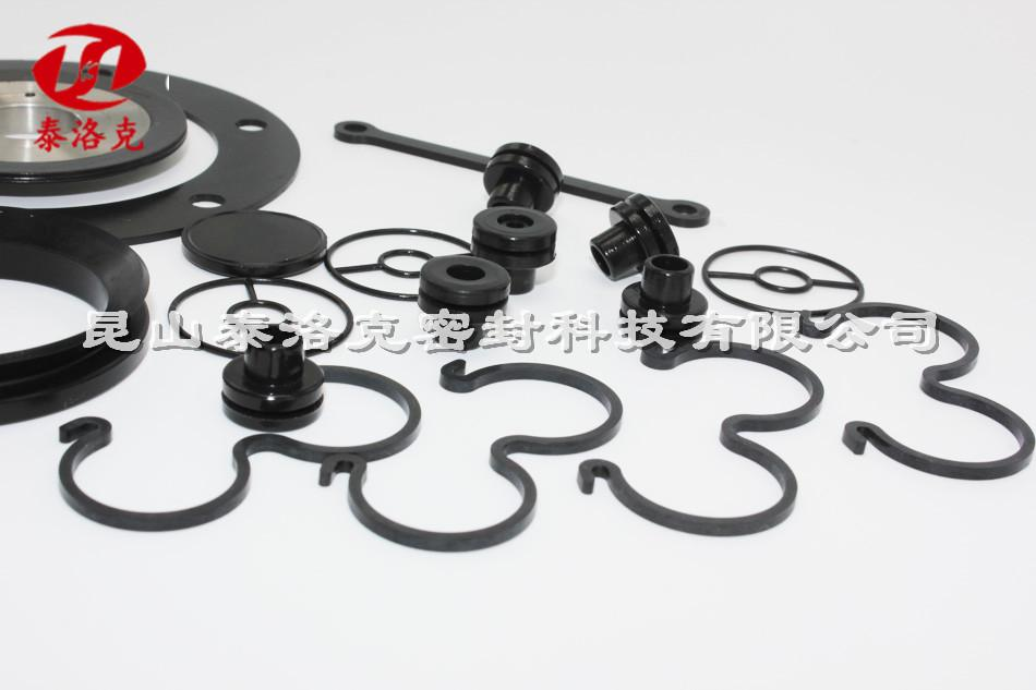 Custom rubber seals for special parts 2