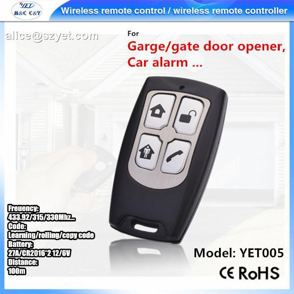 China hot Sale Wireless Remote Control China hot Sale Wireless Remote Control  1
