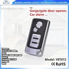 9V  wireless remote control