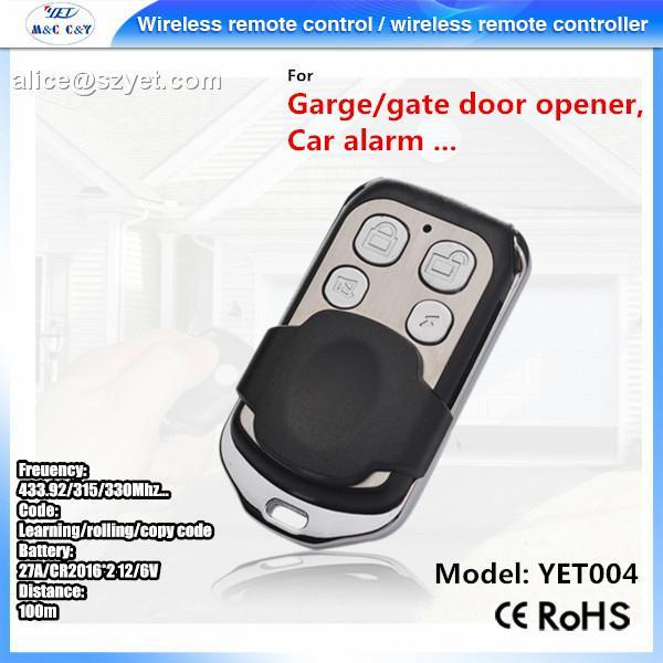 433MHZ wireless remote control 1