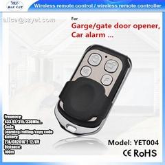 433MHZ wireless remote control