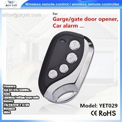 4 Buttons wireless remote control
