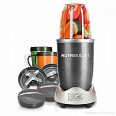 Nutri Bullet NBR12 12-Piece Hi-Speed Blender Mixer
