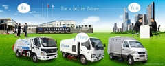 Jiangsu Yueda Special Vehicle Co.,Ltd.