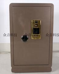 眾音指紋保險櫃MC501