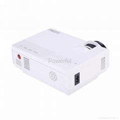 Mini Full HD Multimedia LED Projector