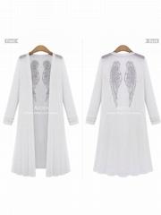 Fashion Women Long Coat