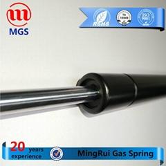 nitrogen gas strut for bus luggage door