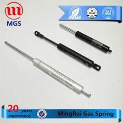 tension spring coil spring loaded tube gas spring