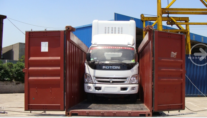 Sea freight from Shenzhen to Mexico & South America 1