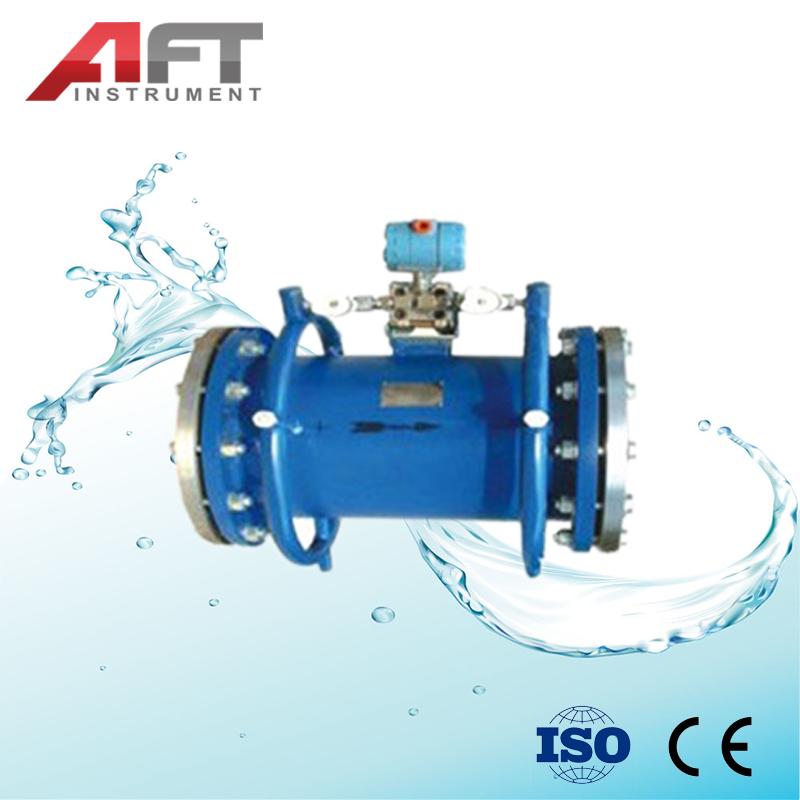 Venturi tube double air flow meter orifice plate lgb