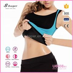 Neoprene Sweat Tshirt Gym Dry Fit Sport
