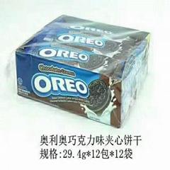 进口食品 奥利奥饼干