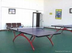 石家庄乒乓球pvc运动地板