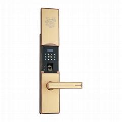 供应智能锁ZN2001酒店工程锁