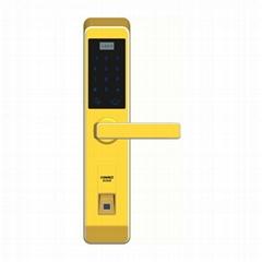 供应智能锁ZN3002酒店工程锁