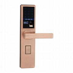 供应智能锁ZN3003酒店工程锁