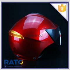 China classic half face motorcycle helmets with best price