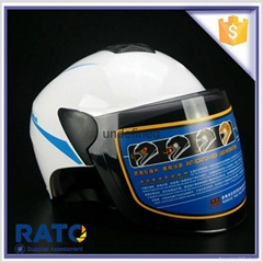 Cheap and fine unique half face motorcycle helmets