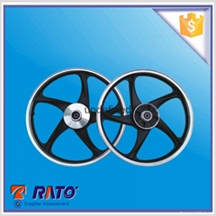Factory production 17 inch motorcycle aluminium alloy wheel