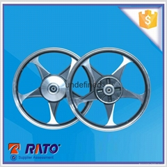 Best motorcycle spare parts cheap 1.4x14 motorcycle alloy wheels
