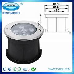 Waterproof IP68 Stainless Steel LED