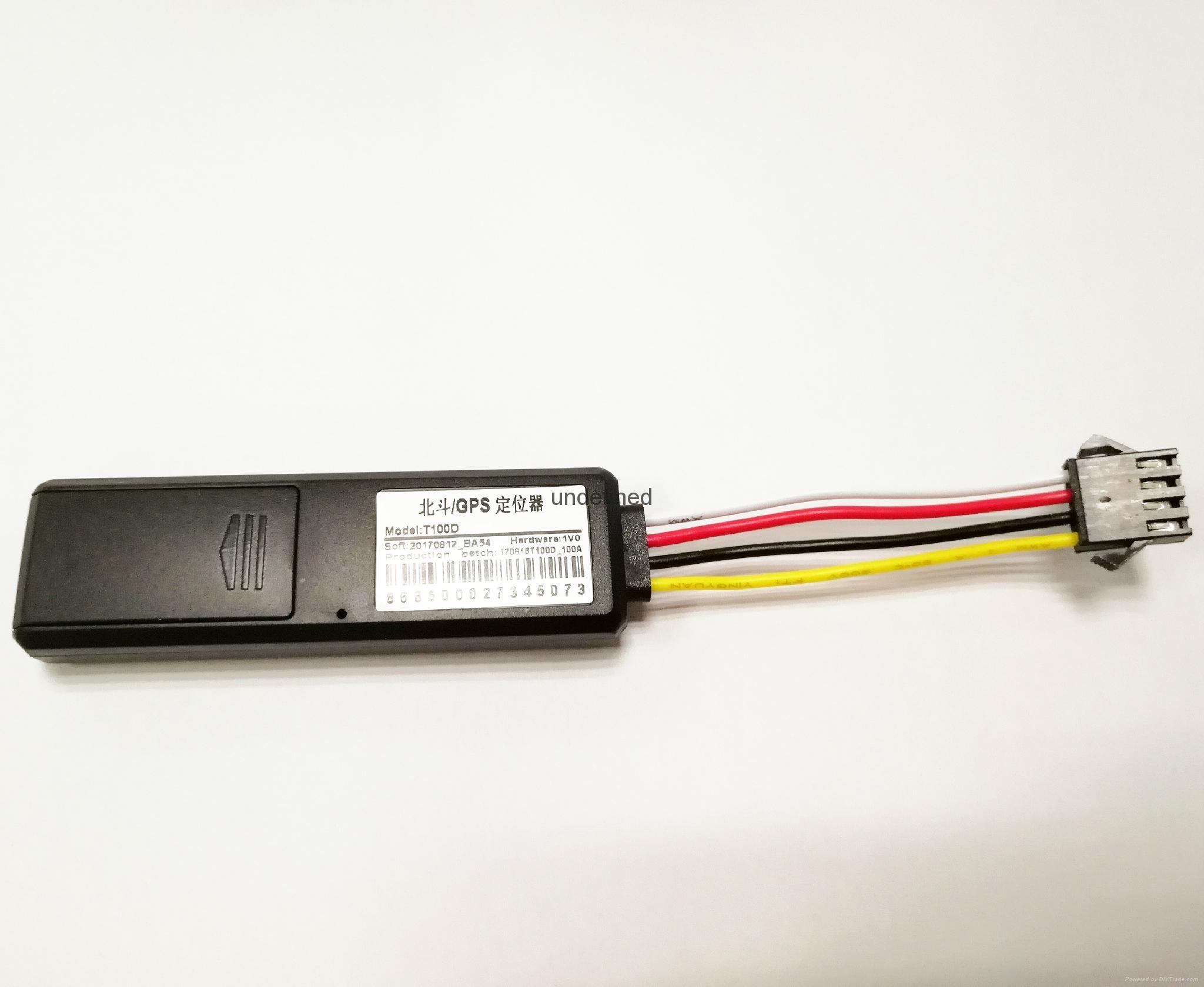 V.KEL VK-T100A  電動車,汽車GPS追蹤器 體積最小 光感報警 VKEL 3