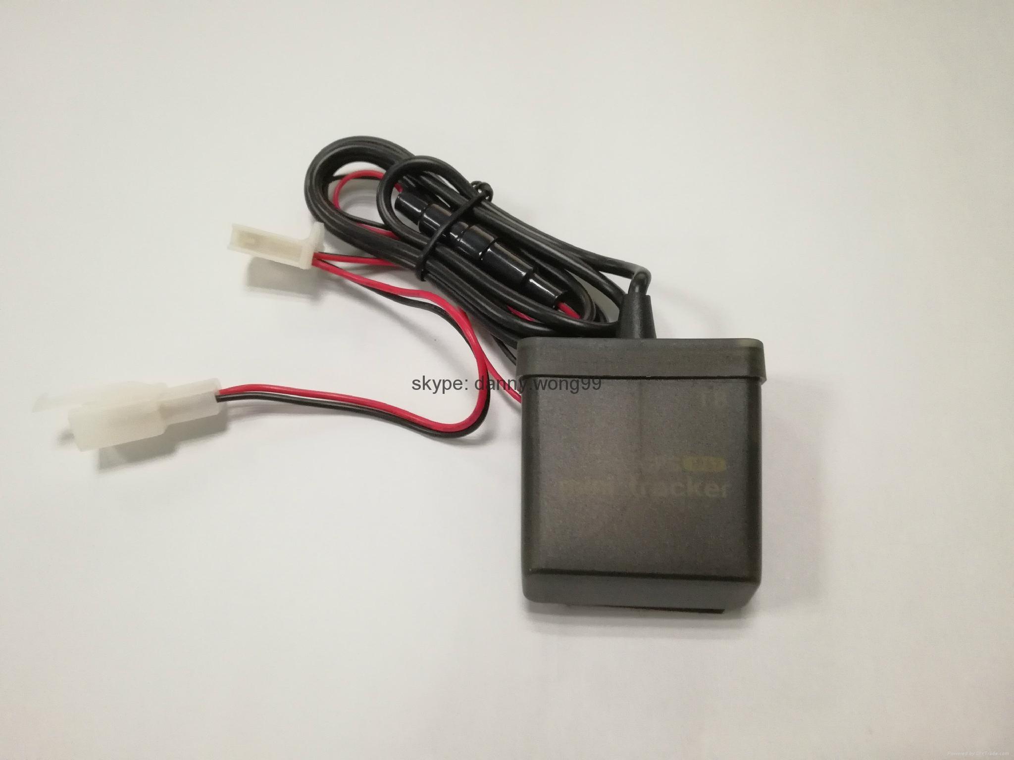 V.KEL T8 電動車GPS追蹤器防水光感報警  1