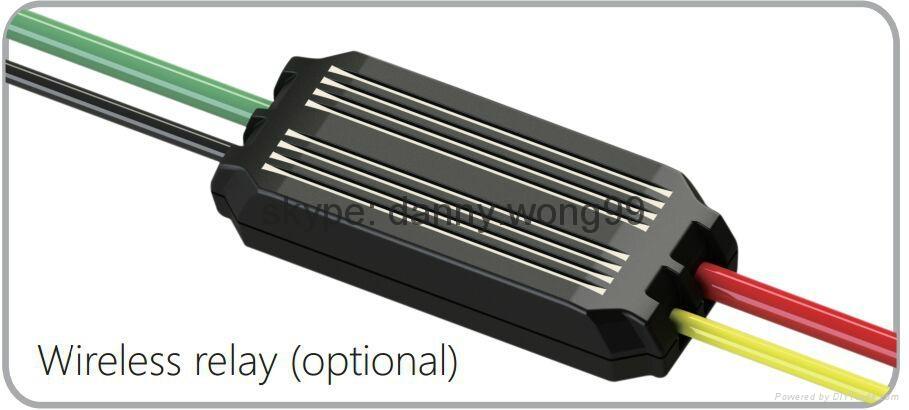 V.KEL 汽車定位追蹤器實時追蹤無線繼電器遠程斷油電 2
