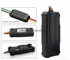V.KEL 汽車定位追蹤器實時追蹤無線繼電器遠程斷油電