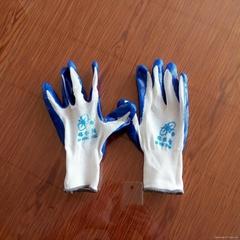 锦恒翔丁腈乳胶浸渍手套