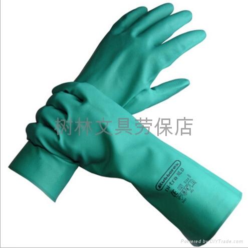 马来西亚来百利RUBBEREX手套 3