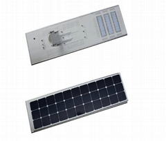 60W all in one LED solar street lights