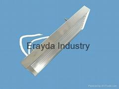 Quartz radiant heater