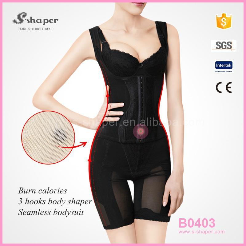 Body Slimming Bustier Corset 1