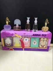 Newest perfume gift set for female