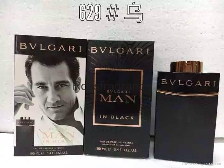Good quality Brand fragrance bottle perfume men fragrance with strong smell 2