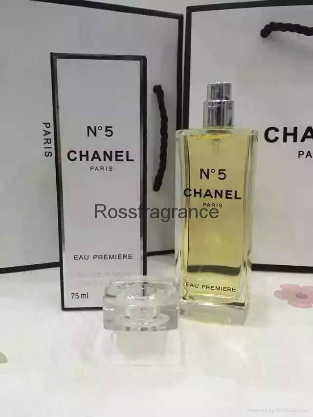 Latest designer brand  stock perfume Perfume for ladies 3