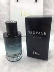 Best quality Dior sauvage perfume/fragrance/cologne for men 100ml