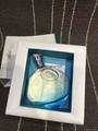 Good glass bottle perfume for women Eau de toilette 100ml