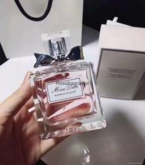 Perfume body spray miss blloming perfume